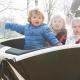 Urban Arrow Family eBike für bis zu drei Kinder